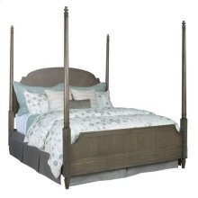 Savona Queen Sofia Poster Bed 5/0 Complete
