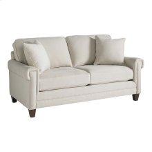 Custom Upholstery Small Studio Sofa
