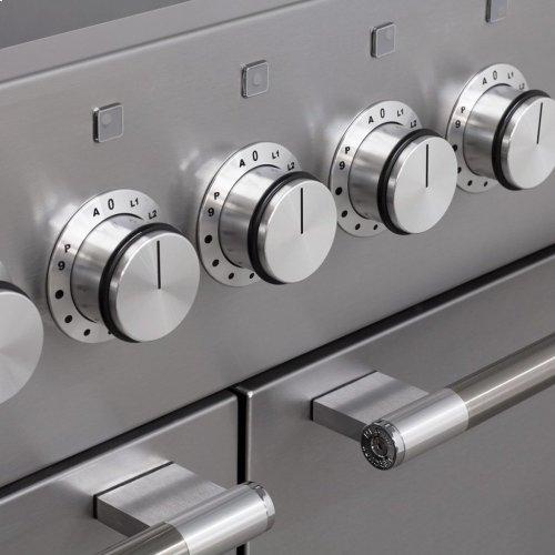 Stainless Steel AGA Mercury Induction Range  AGA Ranges