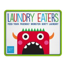Laundry Eaters Sign.
