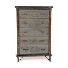 Hill Country 5 Drawer Chest