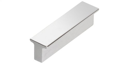 T Bar Pull 1 1/4 Inch (c-c) - Polished Chrome