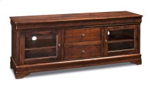 Louis Philippe TV Console, Large