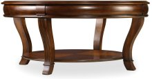 Brookhaven Round Cocktail Table