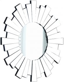 "Nexus Mirror - 36"" W x 1"" D x 36"" H"