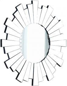 "Nexus Mirror - 36""RD x 1""D"
