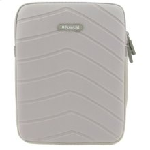 Polaroid Plush Neoprene iPad 2 and iPad 3 Protective Sleeve, Gray - PAC160GY