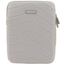 Polaroid Plush Neoprene iPad 2 and iPad 3 Protective Sleeve, Gray - PAC160GY