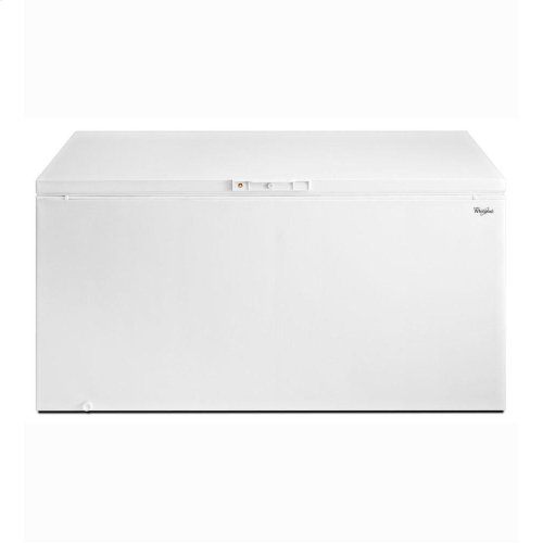 21.7 cu. ft. Chest Freezer with Greater Storage*Only one available at this price