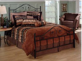 Harrison King Duo Panel Bed Set - Must Order 2 Panels for Complete Bed Set