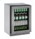 """Additional 2000 Series 24"""" Glass Door Refrigerator With Integrated Frame Finish and Field Reversible Door Swing (115 Volts / 60 Hz)"""