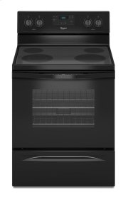 4.8 Cu. Ft. Freestanding Electric Range with FlexHeat Dual Radiant Element Product Image