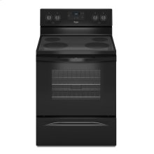 4.8 Cu. Ft. Freestanding Electric Range with FlexHeat Dual Radiant Element (This is a Stock Photo, actual unit (s) appearance may contain cosmetic blemishes. Please call store if you would like actual pictures). This unit carries our 6 month warranty, MANUFACTURER WARRANTY and REBATE NOT VALID with this item. ISI 32659