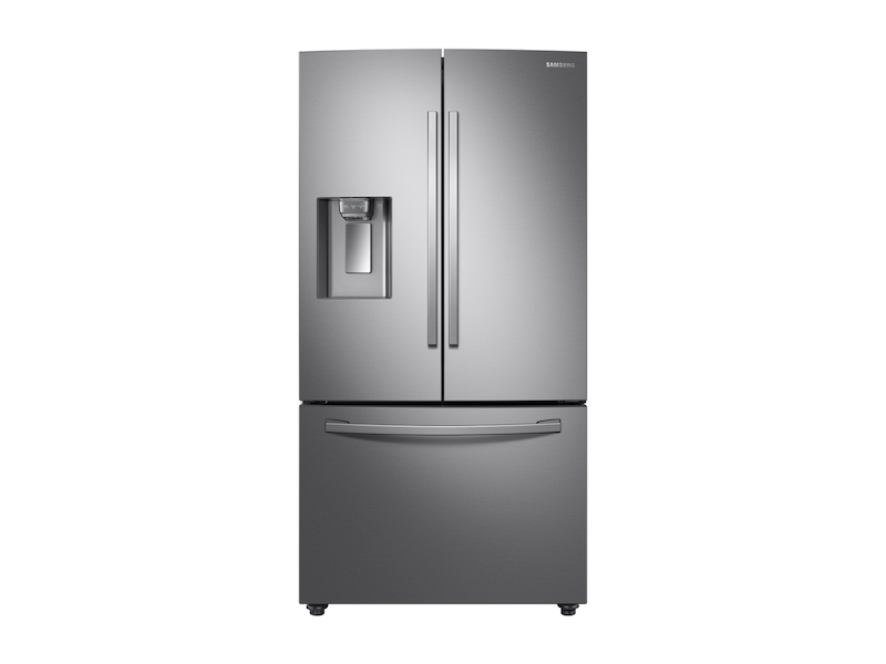 Samsung28 Cu. Ft. 3-Door French Door, Full Depth Refrigerator With Coolselect Pantry™ In Stainless Steel