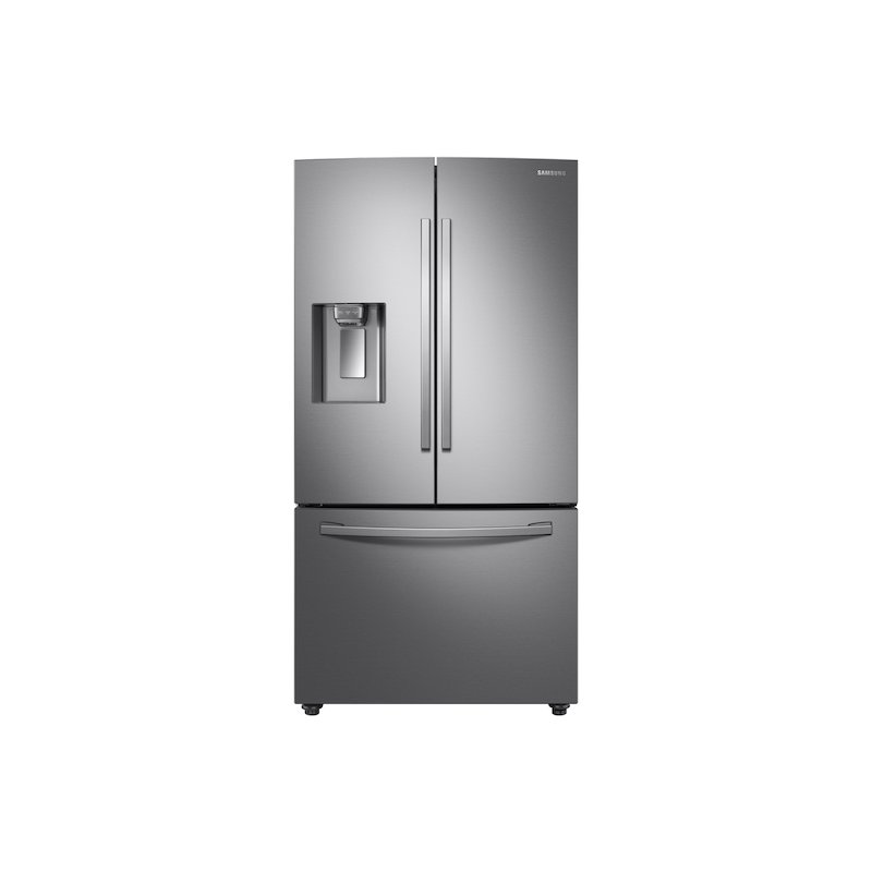 28 cu. ft. 3-Door French Door, Full Depth Refrigerator with CoolSelect Pantry™ in Stainless Steel