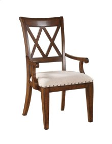 X Back Arm Chair Rta
