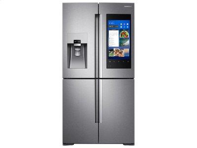 28 cu. ft. Capacity 4-Door Flex Refrigerator with Family Hub (2017) Product Image