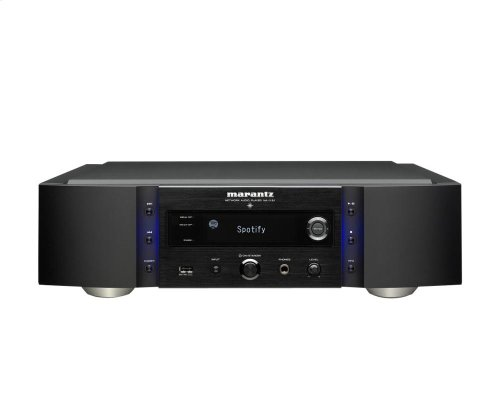 Reference Network Audio Player and DAC
