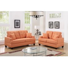 F6503 / Cat.19.p34- 2PCS SOFA SET CITRUS