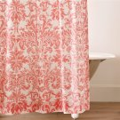 Kate Shower Curtain, CORAL, ONE Product Image