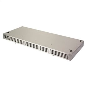"""Optional 30"""" Non-Duct Kit for BROAN AP1 and RP2 series range hoods in Stainless Steel"""