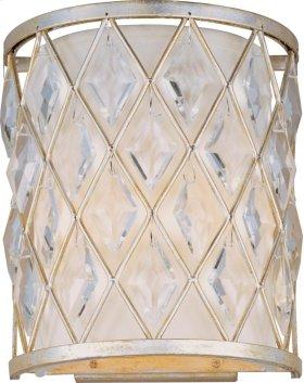 Diamond 2-Light Wall Sconce