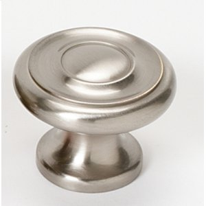 Knobs A1047 - Satin Nickel