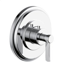 Thermostatic Valve Trim Darby (series 15) Polished Chrome