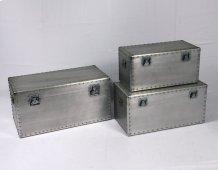 Emerald Home Ac212-rt-3pcset Naples Rectangle Accent Table Set, Aluminum