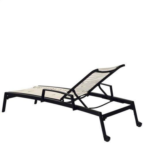 Elance EZ SPAN Ribbon Segment Chaise Lounge