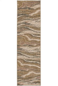 Kismet-Romance Harmony Blush Runner 2ft 1in x 7ft 10in
