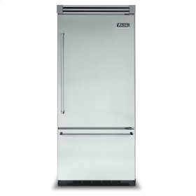 "Sea Glass 36"" Bottom-Mount Refrigerator/Freezer - VIBB (Right Door Hinge)"