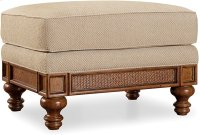 Windward Dart Honey Ottoman Product Image