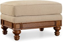 Windward Dart Honey Ottoman