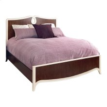 Queen Classic Chic Panel Bed