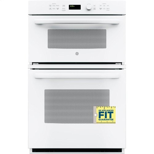"""GE® 27"""" Built-In Combination Microwave/Oven"""