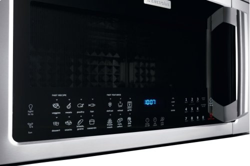 HOT BUY CLEARANCE!!! 30'' Over-the-Range Convection Microwave Oven with Bottom Controls