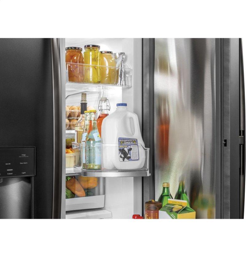 Gfd28gelds In Black Slate By Ge Appliances In Tampa Fl Ge 278