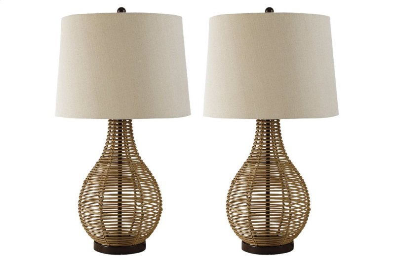 L327224 in by ashley furniture in orange ca rattan table lamp 2cn rattan table lamp 2cn aloadofball Images