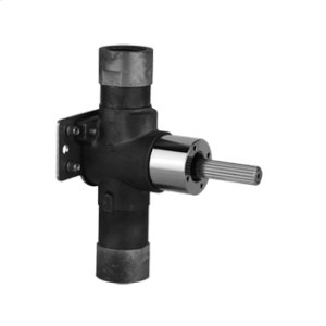In-wall rough valve only for high flow stop valve 37668 Product Image