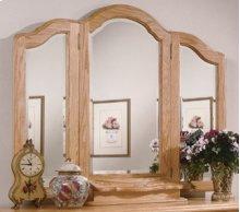 Beveled Wing Mirror