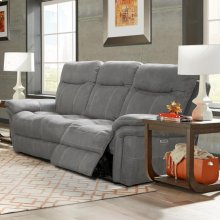 Mason Carbon Power Sofa