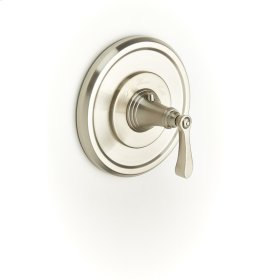 Thermostatic Valve Trim Summit (series 11) Satin Nickel