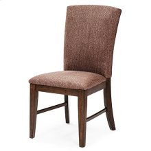 Cresent Back Chair (ember)