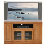 """Thin 55"""" Tall Entertainment Console Product Image"""