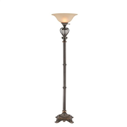 Lyon Torchiere Floor Lamp