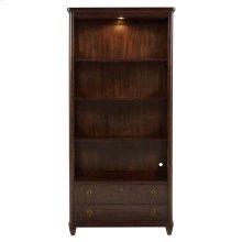 Virage Bookcase in Truffle