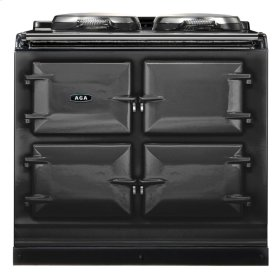 Pewter AGA Dual Control 3-Oven Natural Gas