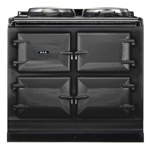 Cream AGA Dual Control 3-Oven Natural Gas