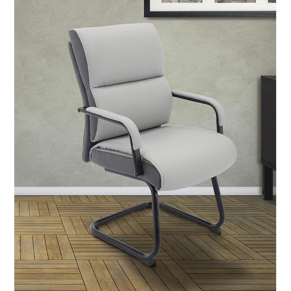 DC#203G Rocket Fabric Guest Chair